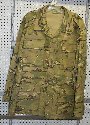 New combat shirt multicam size x-large ( bte#76 )