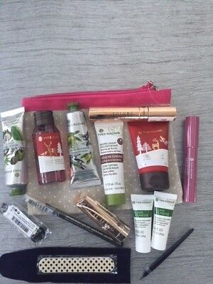 Lot Maquillage Et Creme Yves Rocher