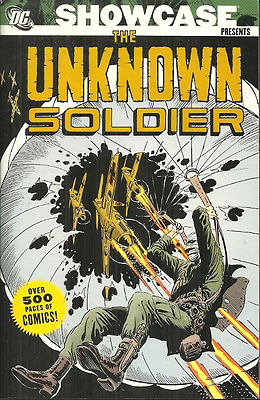 Showcase Presents The Unknown Soldier - Vol 1 - 1St Paperback  2006 - Beautiful