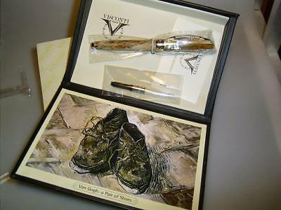 *CLEARANCE SALE* ! VISCONTI Van Gogh pen Impressionist Shoes
