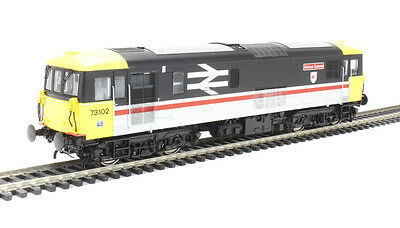 """Dapol 4D-006-000 Cls 73/1 73102 """"Airtour Suisse"""" in Intercity Livery - Aust Wty"""