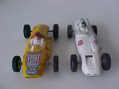 SCALEXTRIC SLOT CAR x 2 OFFENHAUSER HONG KONG -  good condition - UNTESTED