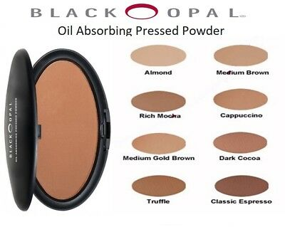 Black Opal Makeup Oil Absorbing Pressed Powder - Made In USA
