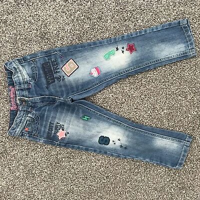 Girls Next Jeans Age 5