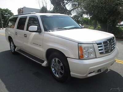 2006 Cadillac Escalade Base Sport Utility 4-Door 2006 Used 6L V8 Automatic AWD SUV OnStar Bose