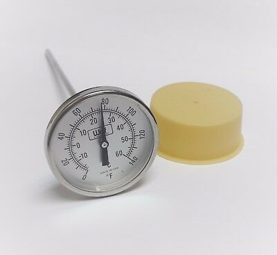 Thermometer Dial Floating - Range 0-140FC - WOLF X-RAY
