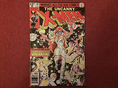 Marvel The Uncanny X Men Comic #130 First Dazzler Appearance (Bryne)