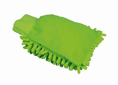 Gear Gremlin High Quality Wet Or Dry Wash Mitt Green New GG502