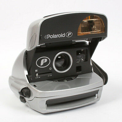 Polaroid P instant camera - tested and working