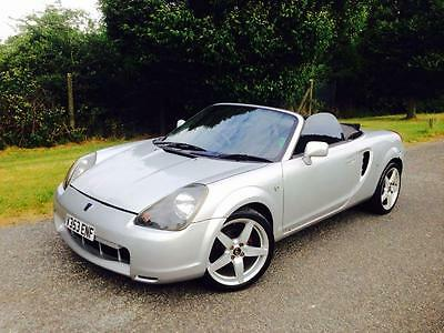 Toyota Mr2 Roadster Alloy Wheels Low Mileage No Keys Spares And Repairs Bargain