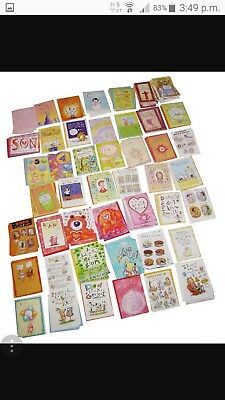240 x mixed greetings cards. joblot , wholesale , carboot