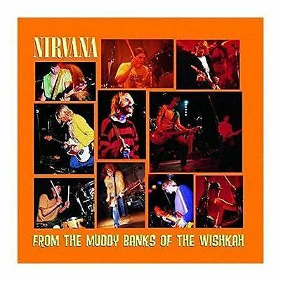Nirvana ~ From The Muddy Banks Of The Wishkah ~ 2 X Vinyl Lp ~ *new And Sealed*