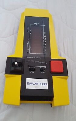 Galaxy Invader 1000 retro table top game, in fantastic condition