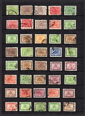 Nepal - Mint and Used Collection from Early Issues - Good Cat Value