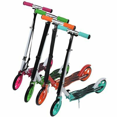 Trottinette Scooter Roller City roller Roller pour Adulte repliable * NEUF *SU