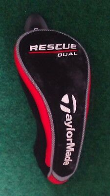 Taylormade dual rescue wood  golf club head cover
