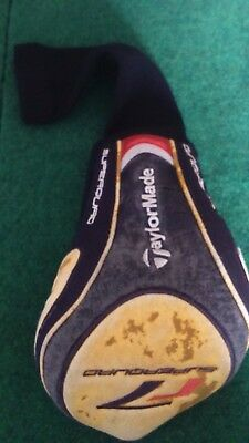 Taylormade R7 SUPERQUAD driver  golf club head cover