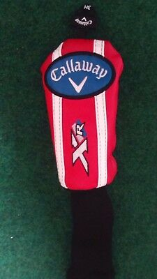 callaway xr hybrid  golf club head cover vgc
