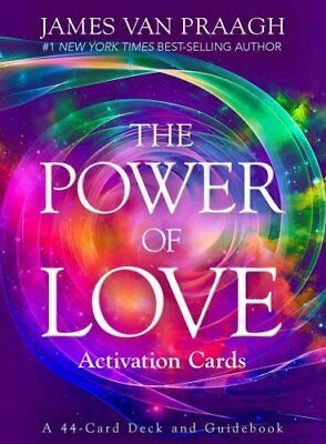 The Power of Love Activation Cards A 44-Card Deck and Guidebook 9781401951412