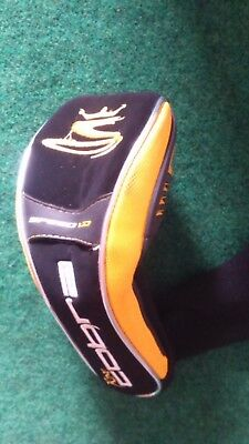 king cobra speed ld wood golf club head cover very good condition