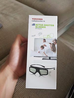 Lunettes 3D Toshiba FPT-AG03