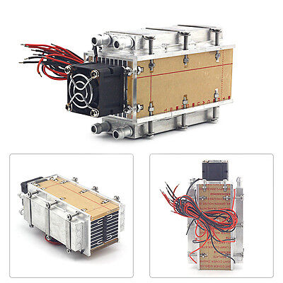 KS111 semiconductor refrigeration air cooling radiator water-cooled cooler