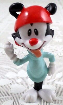 "wb Animaniacs WAKKO PVC Figure Warner Brothers Looney Tunes topper 2.5"" '94"