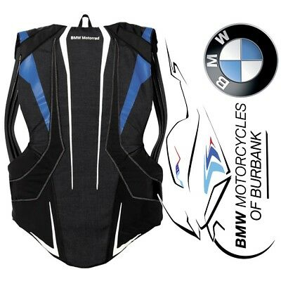 BMW Motorrad Motorcycle Genuine Back Protector