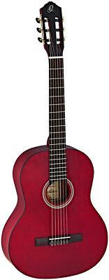 Ortega RST5MWR - Satin Wine Red - Student Serie