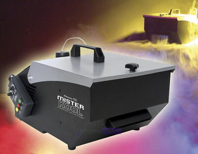 Ter Wiu) American Dj Adj Mister Cool Dj Disco Halloween Low Fog Machine