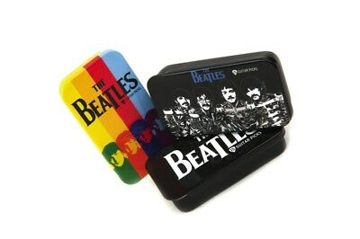 Planet Waves Plektren Beatles Pick Box - 15 Picks