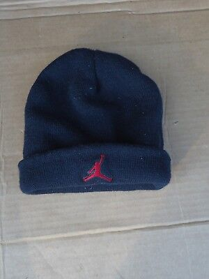 air jordan winter hat black/red,one size fits all,chicago bulls