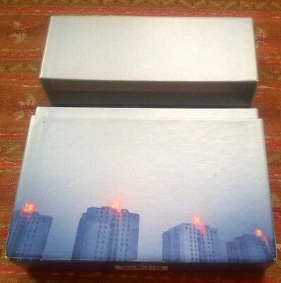 "THE KILLERS - HOT FUSS : UK SINGLES BOX SET - (5,000 ONLY, 11x7"" ALBUM BOX SET)"