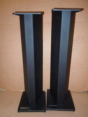 Atacama Metal Speaker Stands-74 cm-Spiked-Superb Quality.