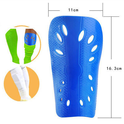 Football Shin Pads Soccer Guards Supporters 1 Pair Protective Gear Shin Guard
