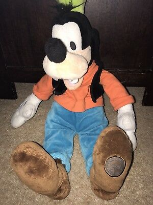 """Official Disney Goofy Soft Toy 20"""""""