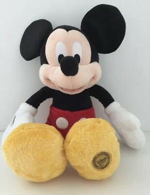"Authentic Disney's Mickey mouse 35"" soft toy"