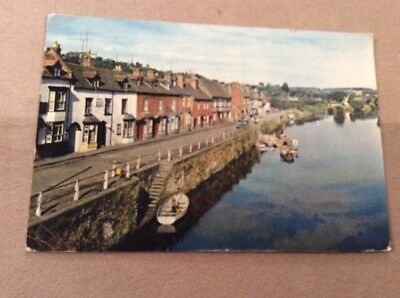 Bewdley.  Posted 1968    .  LOT D