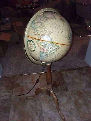 mg tc map light globe how to change