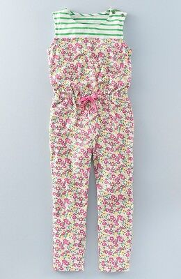 New! Mini Boden Adorable Hotchpotch Jersey Playsuit, 6-7 Years