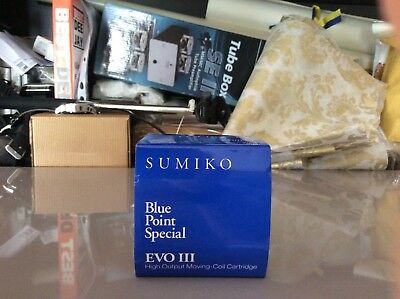 Sumiko Blue Point Evo MC