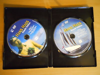 Hans Hass Vintage diving DVDs Underwater Films Collectable Scuba Dive Red Sea