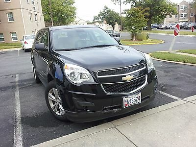 2014 Chevrolet Equinox Black Brand NEW 2014 Chevy Equinox-- only 8000 miles