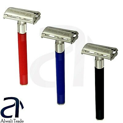 Double Edge Blades Classic Shaving Vintage Butterfly Safety Razor  for men