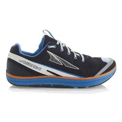 Altra Mens Torin 1.5 Running Shoes - Highly Cushioned, All Terrain - Black/Blue