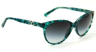 5917535b0ebd New Dolce   Gabbana Dg 4171Pm 2911 8G Blue Authentic Sunglasses 55-16 W