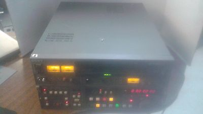 Sony Video Cassette Recorder PVM-2800 Betacam SP