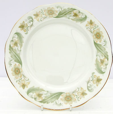 Vintage Duchess Greensleeves Bone China Salad Plate