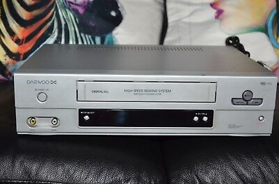DAEWOO VHS Video recorder/Player in perfect working order.