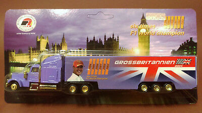 Sammel Truck - 1:87 - Michael Schumacher Collection (GB 2004) - Neu & Ovp